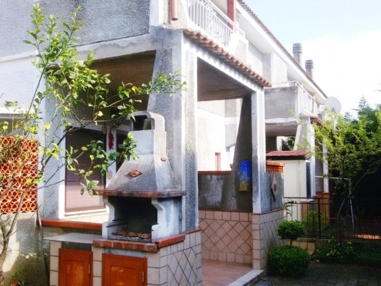 Scalea Terraced house
