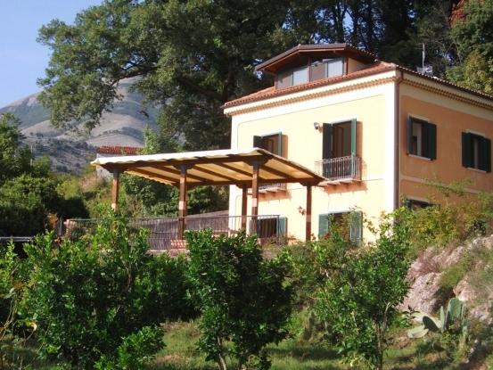 Maratea Villa