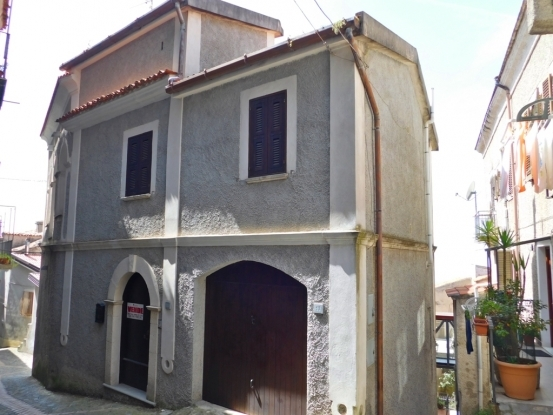 Santa Domenica Talao Semi Detached House